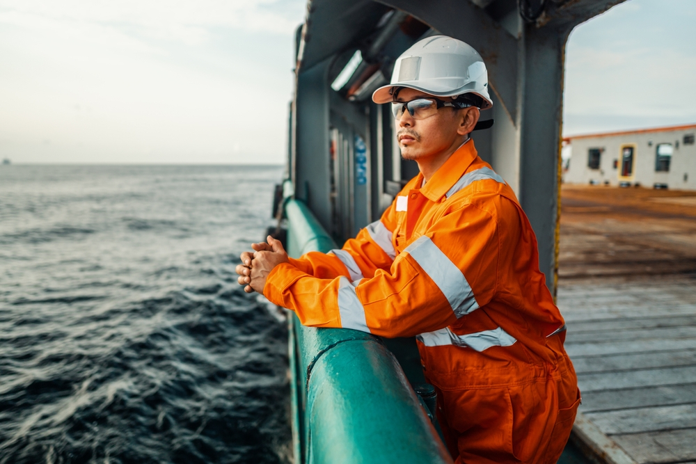 Seafarers are key workers in a visible industry